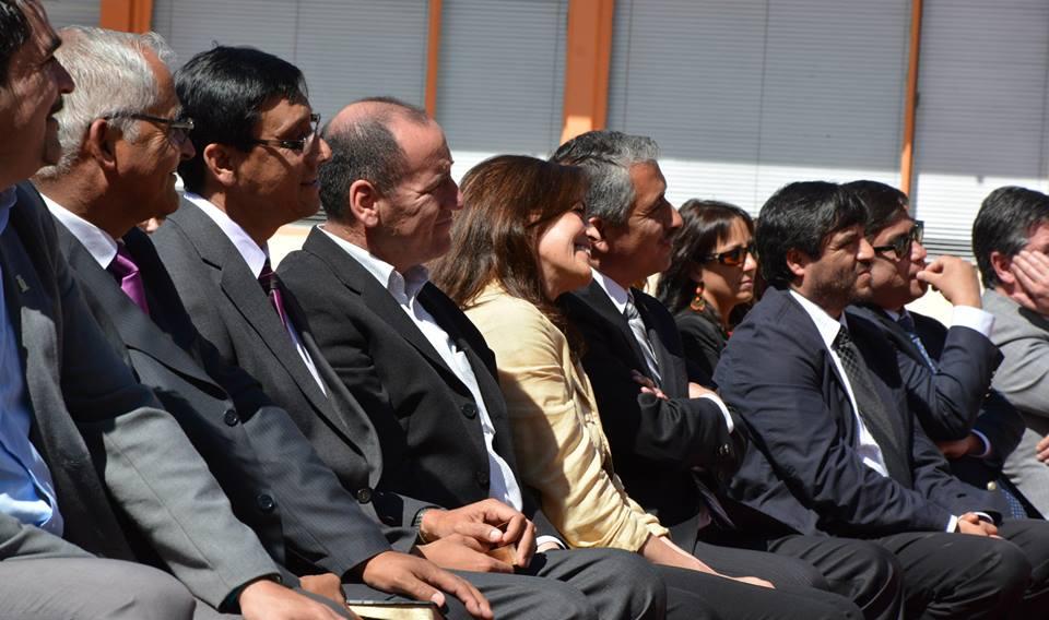 Chiguayante celebra aniversario de gobierno comunal con representantes de la Iglesia