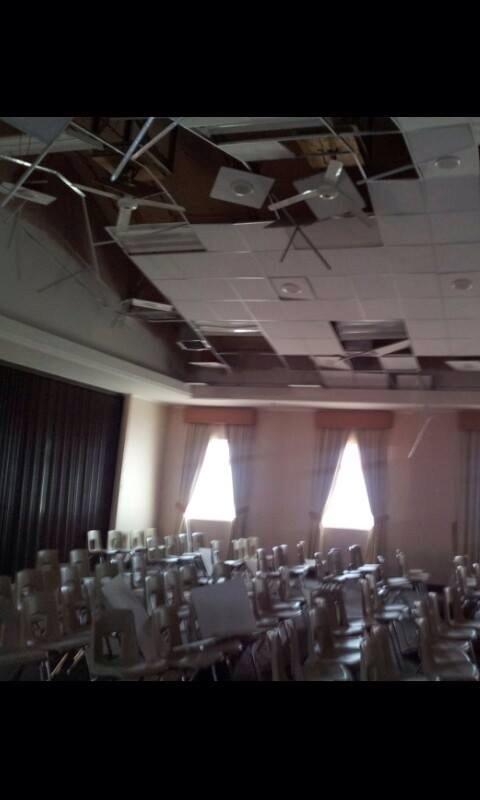 Situación de los miembros y capillas luego del terremoto en el norte de Chile