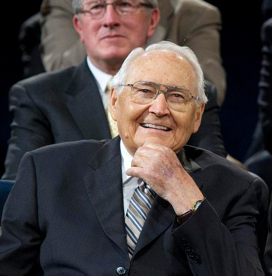 President Cook: «The Passing Of A Giant – Elder L. Tom Perry»