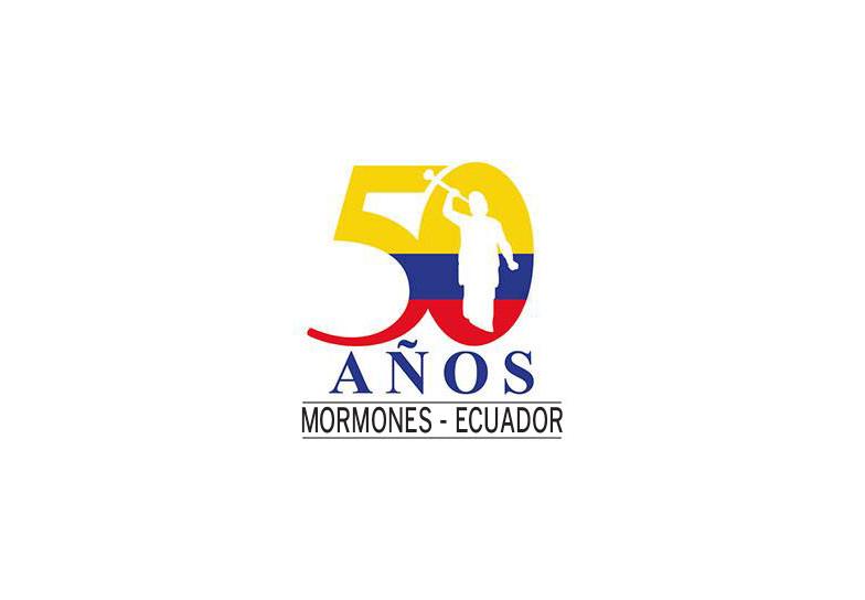 Ganador logo 50 años Iglesia en Ecuador