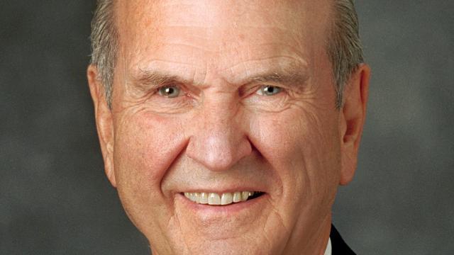 Russell M. Nelson es apartado como Presidente del Q. de los Doce Apóstoles