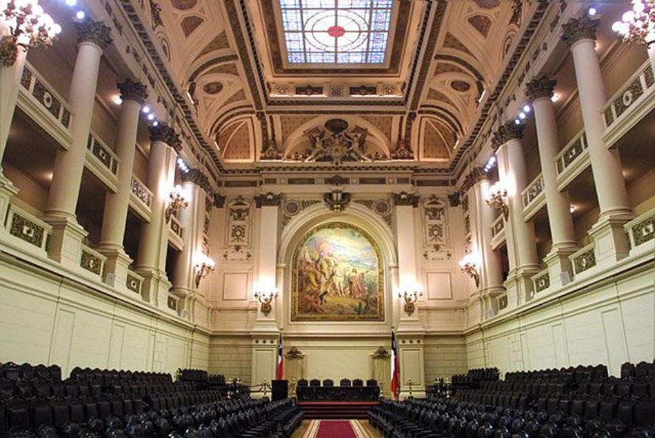 Élder Gonzalez invitado al Congreso Nacional en el marco del Proceso Constituyente
