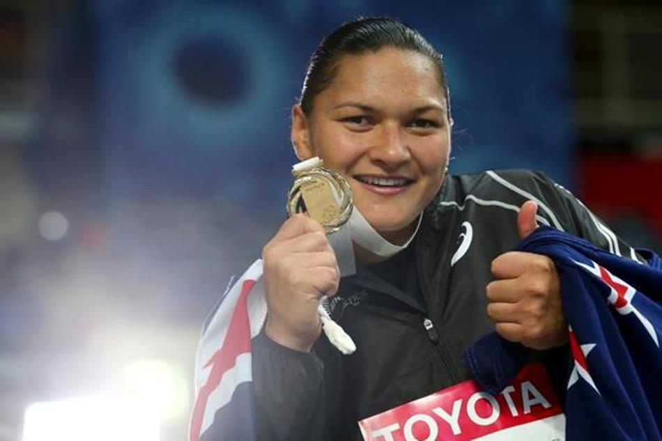 Mormones en Río: ¡Ahora si! Valerie Adams baja la primera presea olímpica SUD