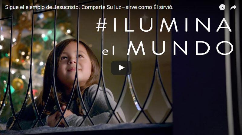 Lanzamiento del video ILUMINA el MUNDO