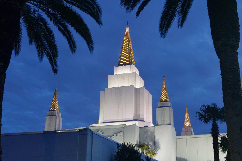 Renovado Templo de Oakland ya tiene fecha de rededicación