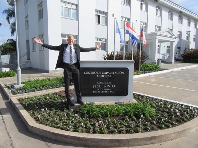 Iglesia cierra su Centro de Capacitación Misional  de Argentina